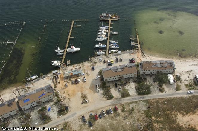 Southwind Marina in Pensacola, Florida, United States