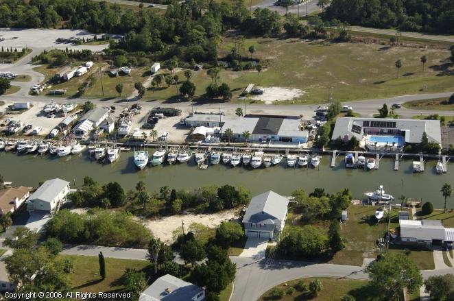 Hernando (FL) United States  City pictures : Suncoast Marina Shrimp Dock in Hernando Beach, Florida, United States