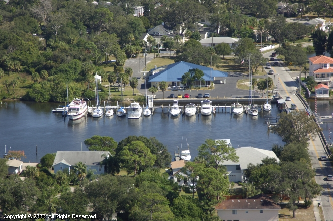 Tarpon Springs (FL) United States  city photos : Tarpon Springs Yacht Club in Tarpon Springs, Florida, United States