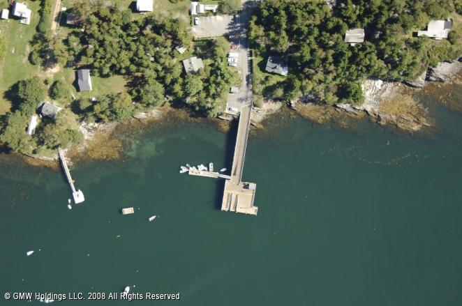 Chebeague Island Ferry Dock