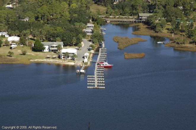 Gulf Breeze (FL) United States  city pictures gallery : Gulf Breeze Marina & Campground in Steinhatchee, Florida, United ...