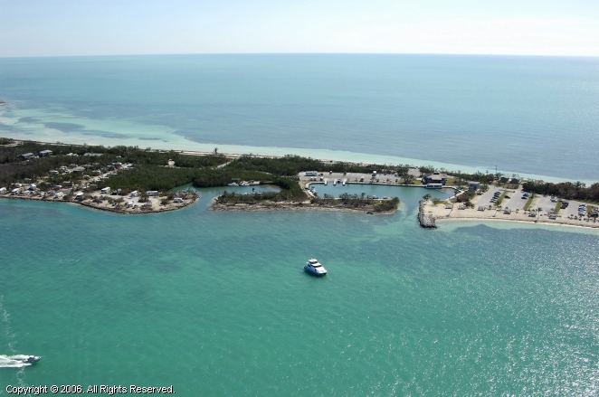 Bahia Honda State Park In Big Pine Key Florida United States
