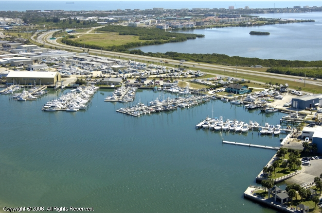 Cape Canaveral (FL) United States  city photo : Port Canaveral Yacht Club in Cape Canaveral, Florida, United States