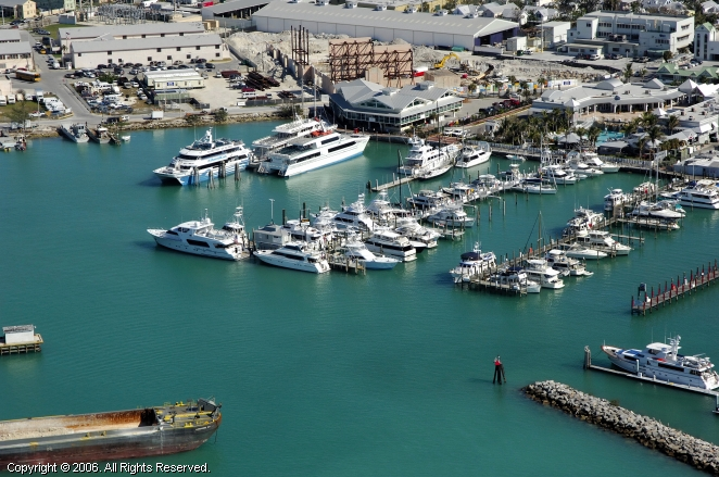Key West (FL) United States  City new picture : Conch Harbor Marina in Key West, Florida, United States