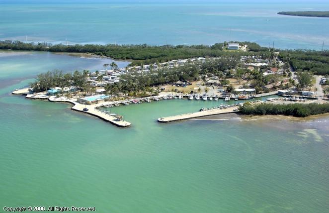 Morgan Rv Resort In Long Key Florida United States
