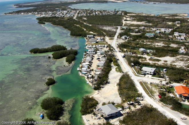 Geiger Key Marina RV Park