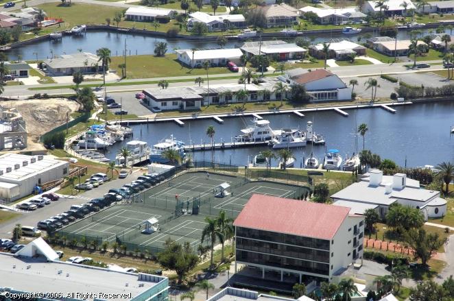 Punta Gorda (FL) United States  city pictures gallery : Isles Yacht Club in Punta Gorda, Florida, United States