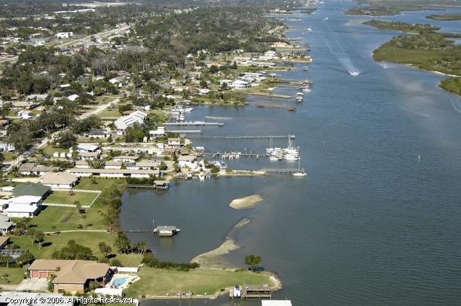 Edgewater (FL) United States  city photos : Cameron's Marina in Edgewater, Florida, United States