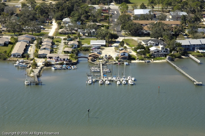 Edgewater (FL) United States  City new picture : Cameron's Marina in Edgewater, Florida, United States