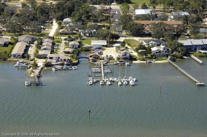 Edgewater (FL) United States  city images : Cameron's Marina in Edgewater, Florida, United States