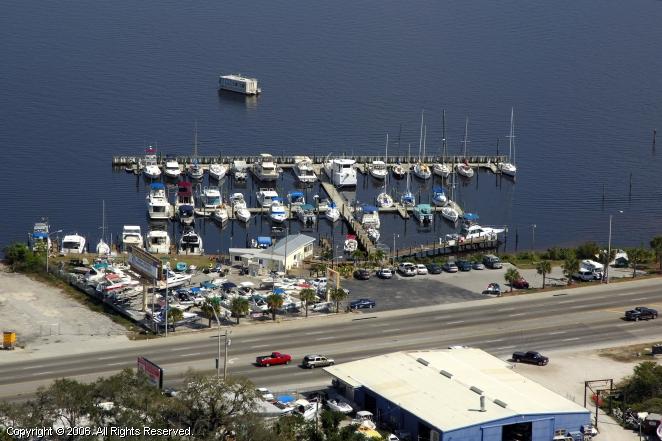 Prosperity Pointe Marina
