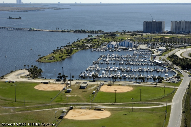 Titusville (FL) United States  city pictures gallery : Titusville Municipal Marina in Titusville, Florida, United States