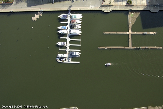 Waterfront Yacht Harbor