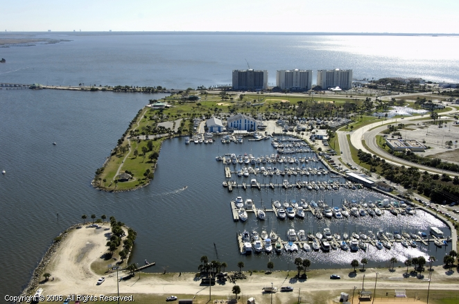 Titusville (FL) United States  city pictures gallery : Westland Marina in Titusville, Florida, United States