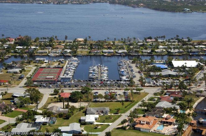 Cape Coral (FL) United States  city pictures gallery : Cape Coral Yacht Basin in Cape Coral, Florida, United States