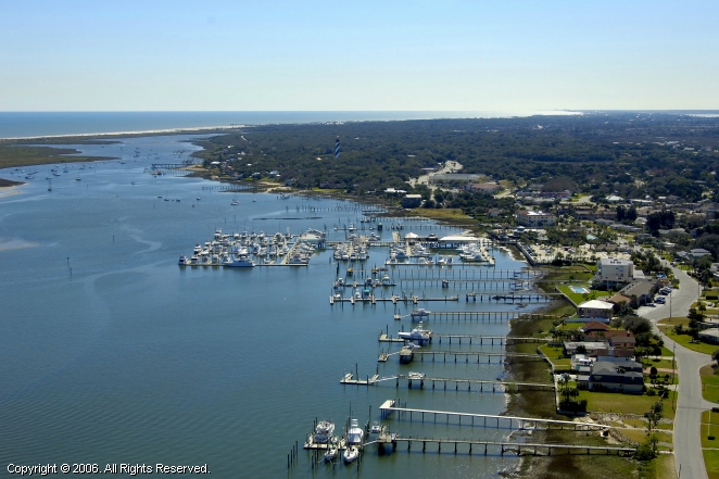 Conch House Marina Resort In St Augustine Florida United