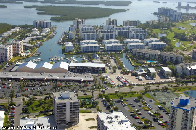 fish tale marina in fort myers beach florida united states