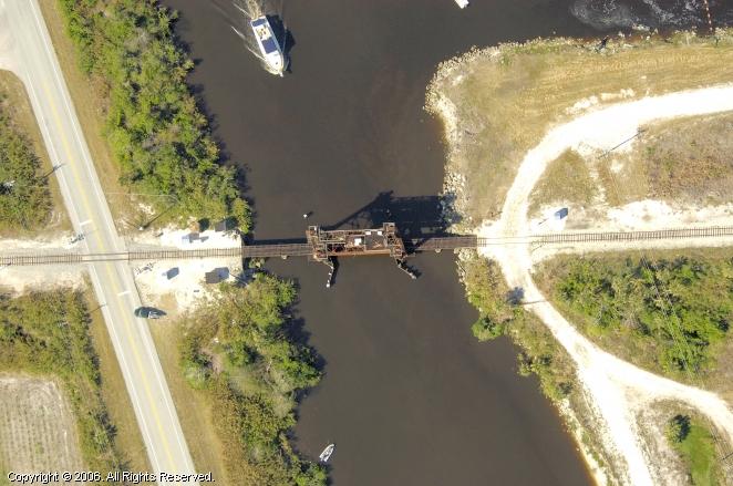 Okeechobee (FL) United States  City pictures : Okeechobee Florida East Coast Railroad Bridge