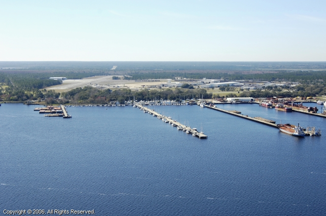 Green Cove Springs Marina