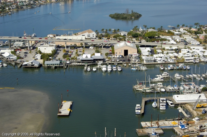 Fort Myers Beach (FL) United States  City new picture : Gulf Star Marina in Fort Myers Beach, Florida, United States