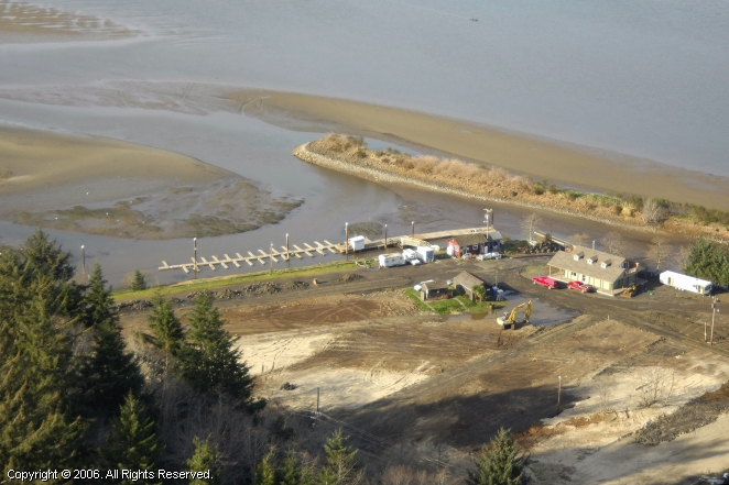 Mckinley S Marina And Rv Park In Waldport Oregon United
