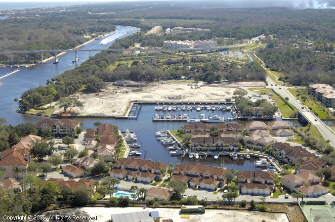 Palm Coast (FL) United States  city photos gallery : Palm Coast Golf Resort Marina in Palm Coast, Florida, United States