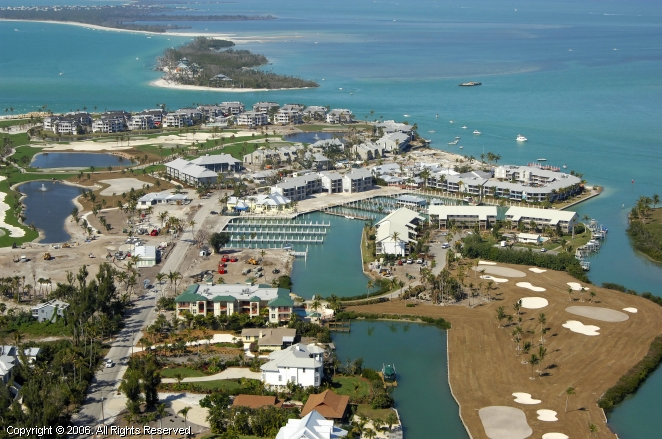 South Seas Island Resort On Captiva Island Map