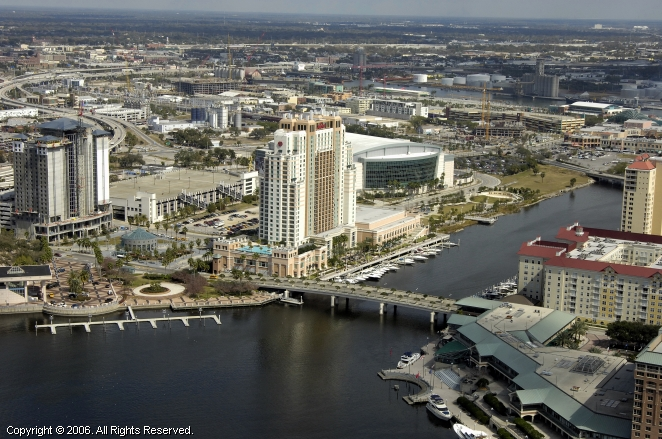 tampa marriott waterside hotel marina in tampa florida. Black Bedroom Furniture Sets. Home Design Ideas
