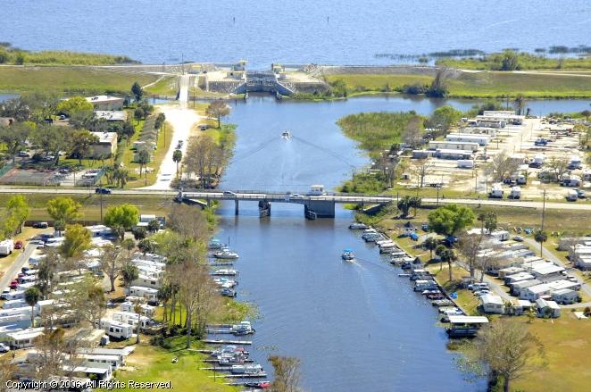 Okeechobee (FL) United States  city photo : Okeechobee Bascule Bridge, Okeechobee, Florida, United States