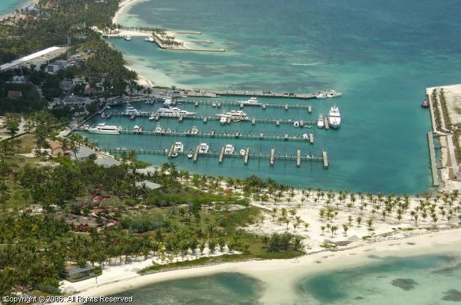 Cat Cay Marina