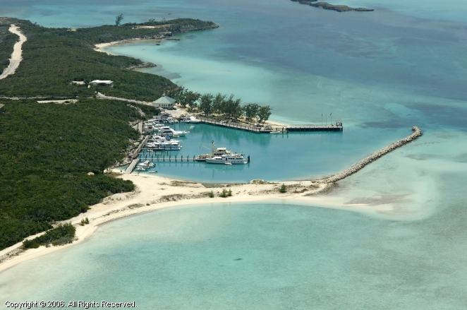 Highbourne Cay Marina