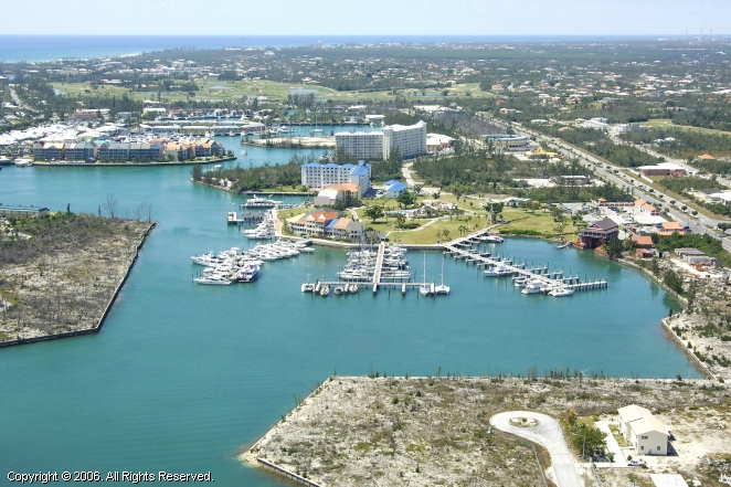 Grand Bahama Yacht Club Lucayan Marina Village