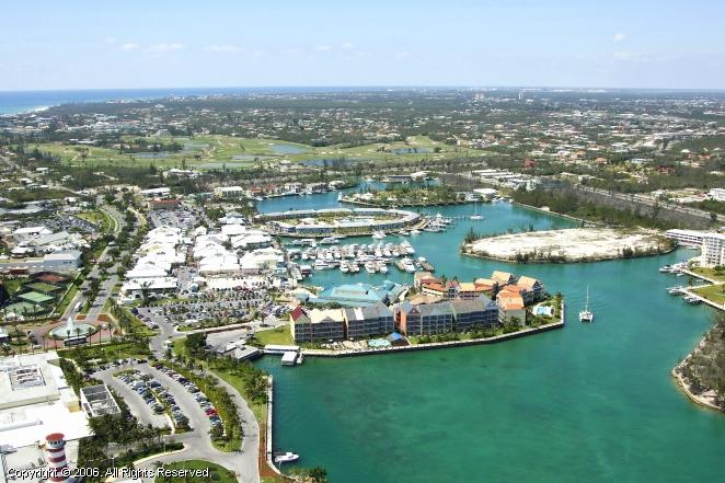 Lucaya Bahamas  City pictures : Port Lucaya Marina in Freeport, Grand Bahama, Bahamas