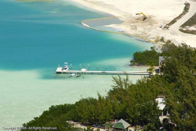 windermere yacht club in windermere island  eleuthera  bahamas