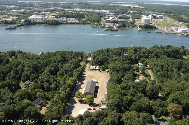 patten 39 s yacht yard in eliot maine united states