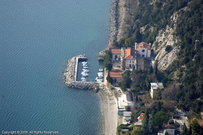 Aurisina Italy  city photos : Aurisina Marina in Friuli, Italy