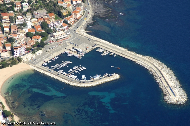 Cala Gonone Italy  city pictures gallery : Cala Gonone Harbour Marina in Sardinia, Italy