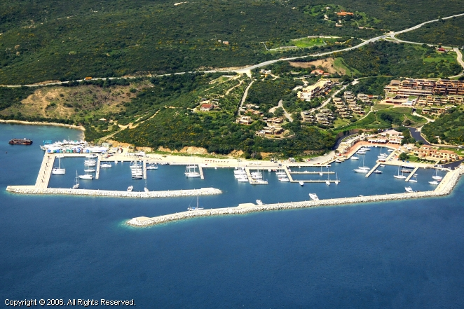 Marina Di Portisco Italy  city pictures gallery : Marina Di Portisco Marina in Sardinia, Italy