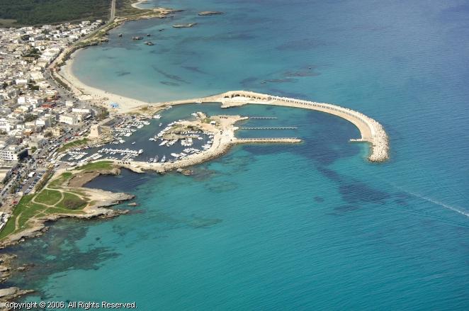 Melendugno Italy  city photo : San Foca Di Melendugno Marina in Puglia, Italy