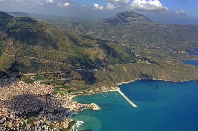 Castellammare del Golfo Italy  City pictures : Castellammare Del Golfo Marina in Sicily, Italy