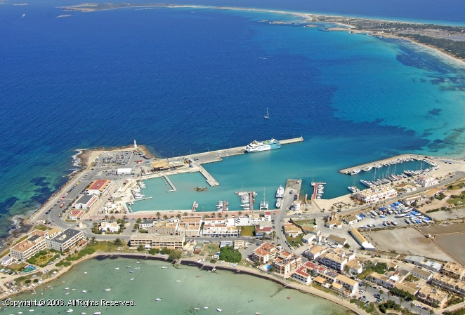 Formentera Spain  City pictures : Formentera Marina, Spain