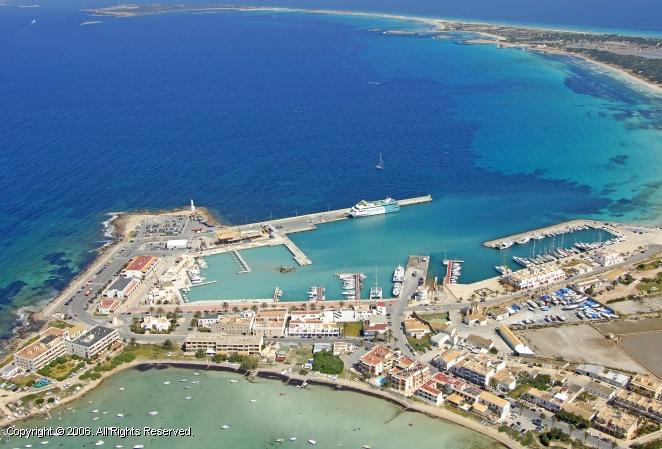 Formentera Spain  city images : Formentera Marina, Spain