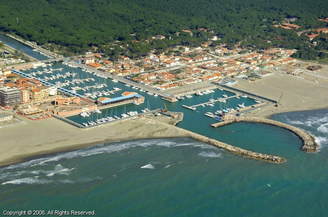 Marina di Grosseto Italy  city photos gallery : Marina Di Grosseto Marina in Tuscany, Italy