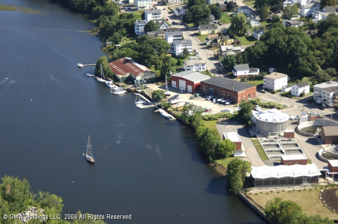 Biddeford (ME) United States  City new picture : Rumery's Boat Yard in Biddeford, Maine, United States
