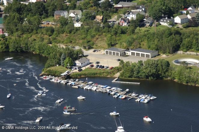 Saco (ME) United States  city photo : Saco Yacht Club in Saco, Maine, United States