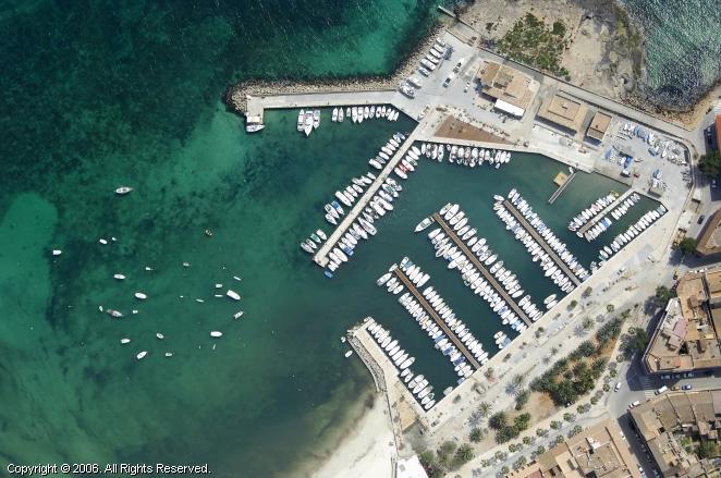 Colonia Sant Jordi Spain  city images : Puerto De Colonia Sant Jordi Marina in Ballearic Islands, Spain
