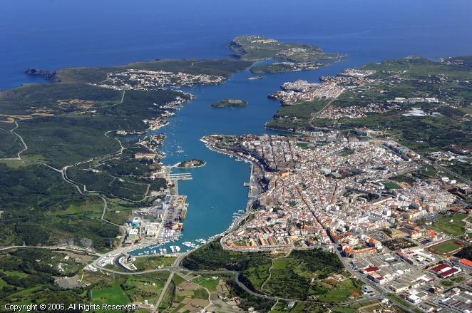 Port Mahon, Mahon, Spain