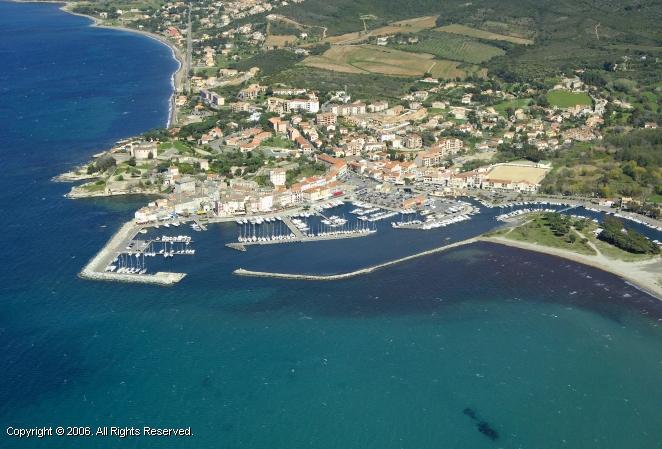 Saint-Florent France  city photos gallery : Saint Florent Marina in Corse, France