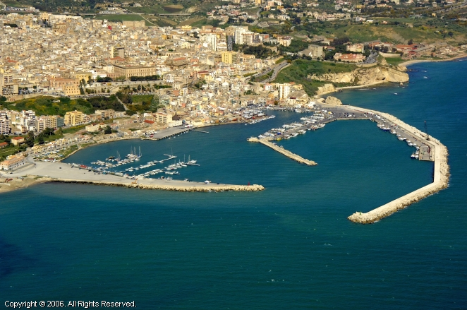 Sciacca Italy  city photo : Sciacca Marina in Sicily, Italy