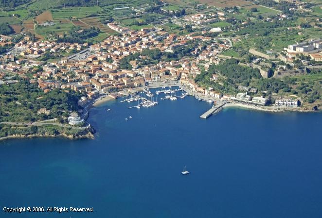 Porto Azzurro Italy  City pictures : Porto Azzurro Marina in Tuscany, Italy